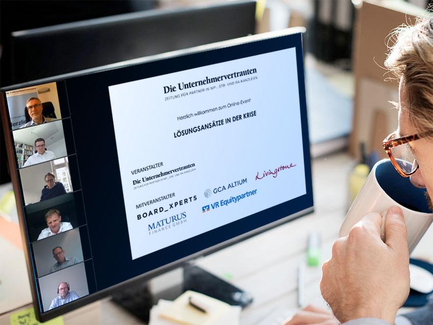 Unternehmervertraute WebEvent